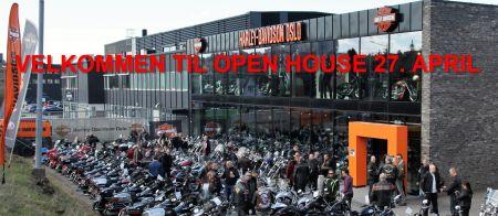 Open House 27. April