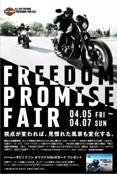 FREEDOM PROMISE FAIR