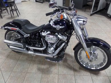 2019 HD FLFBS - Softail Fat Boy<sup>®</sup> 114