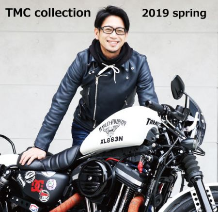TMC collection 2019 spring  開催決定