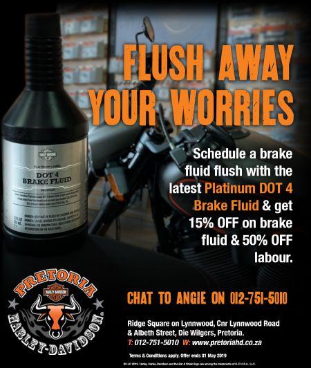 Brake Fluid Promotion