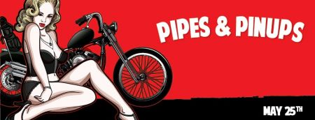 Pipes and Pinups Contest