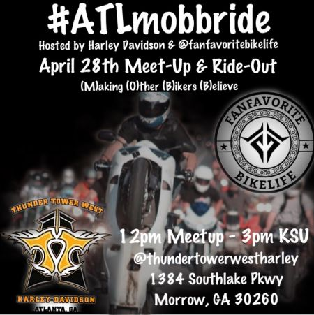 Thunder Tower West & Fan Favorite Bike Life Meet Up & Ride Out