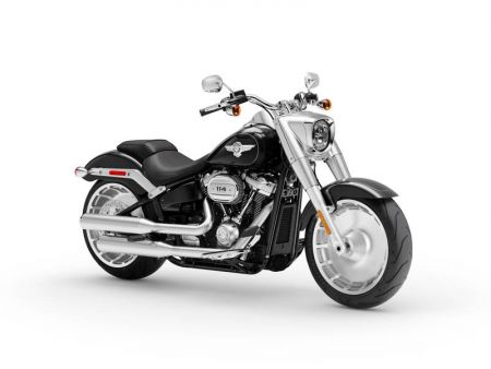 2018 HARLEY-DAVIDSON® FAT BOY 114™ EDITION