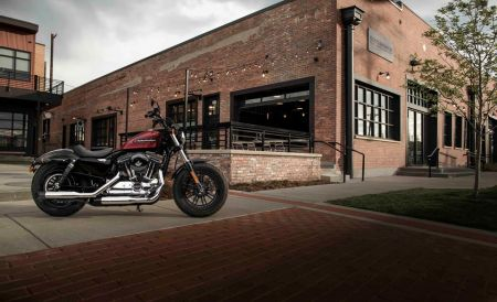 2019 HARLEY-DAVIDSON FORTY-EIGHT SPECIAL