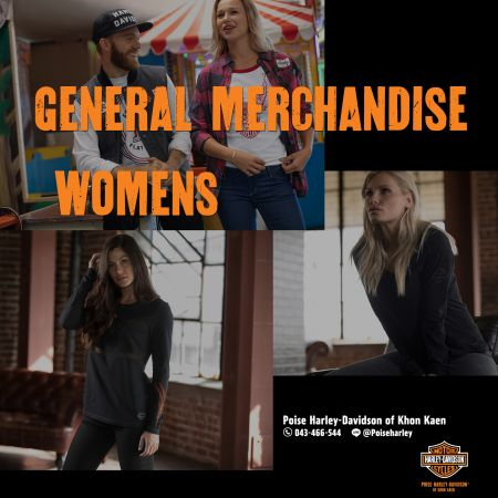 GENERAL MERCHANDISE WOMEN New Collection 2019