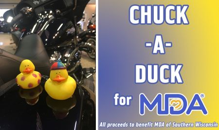 Chuck-A-Duck for MDA