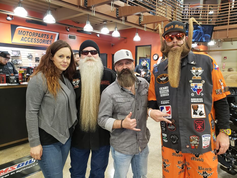 Beard Contest & Car Show