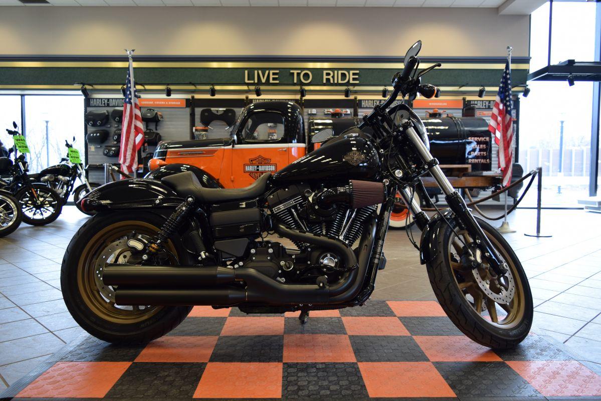 2017 Harley-Davidson Dyna Low Rider S FXDLS