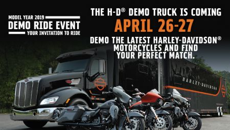 2019 Demo Ride Event!