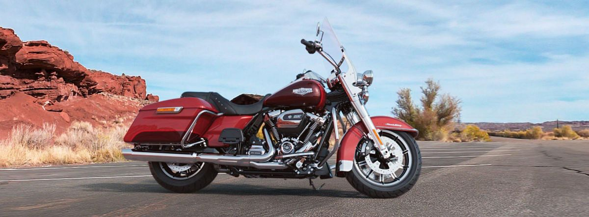 2019 HARLEY DAVIDSON FLHR - Touring Road King<sup>®</sup>