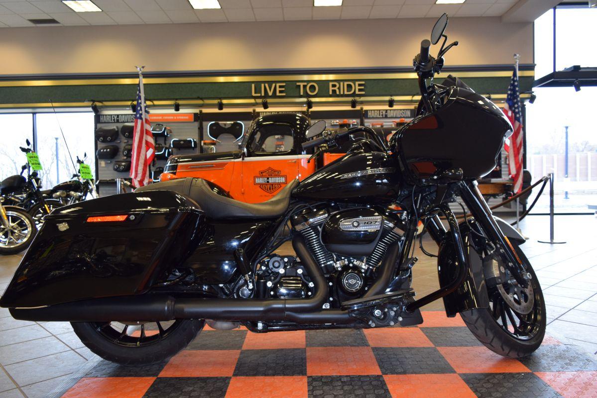 Harley Davidson Used >> 2018 Harley Davidson Road Glide Special Fltrxs