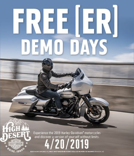 Demo Days - First of the Year