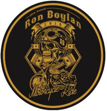 16th Annual Ron Boylan Motorcycle Ride