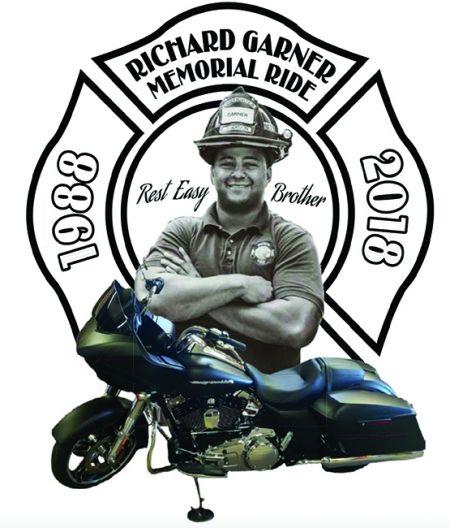 2nd Annual Richard Garner Memorial Ride