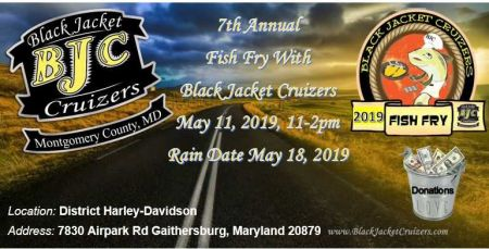 Annual BJC Fish Fry and Poker Run