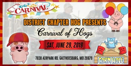 District Carnival of HOGS