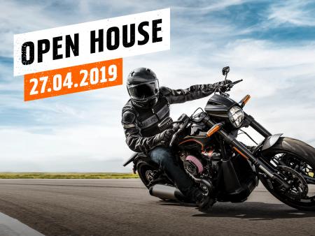 Open House 27. Huhtikuuta
