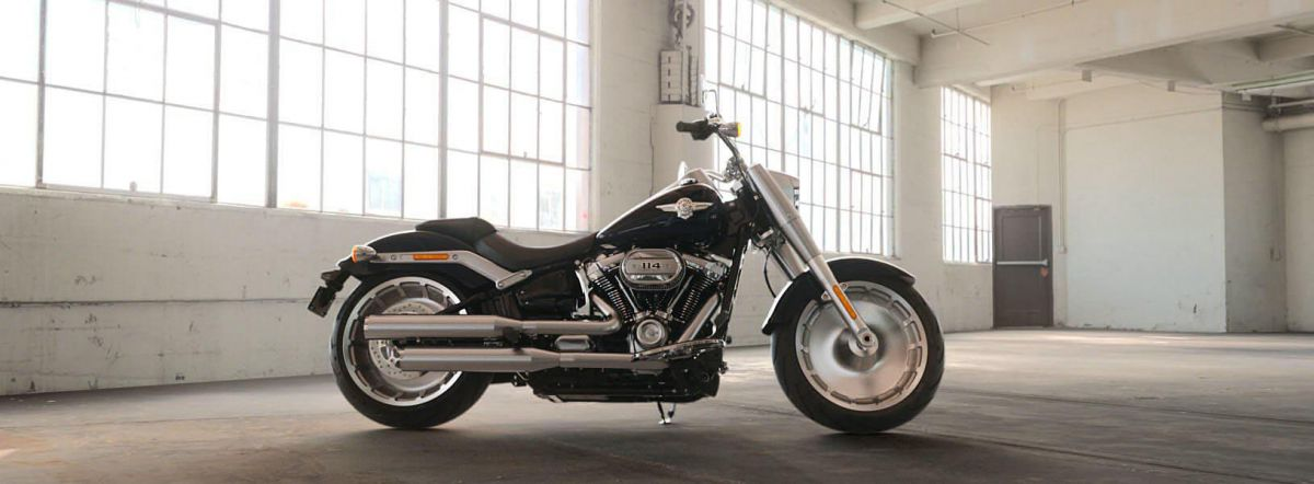 2019 HARLEY DAVIDSON FLFBS - Softail Fat Boy<sup>®</sup> 114