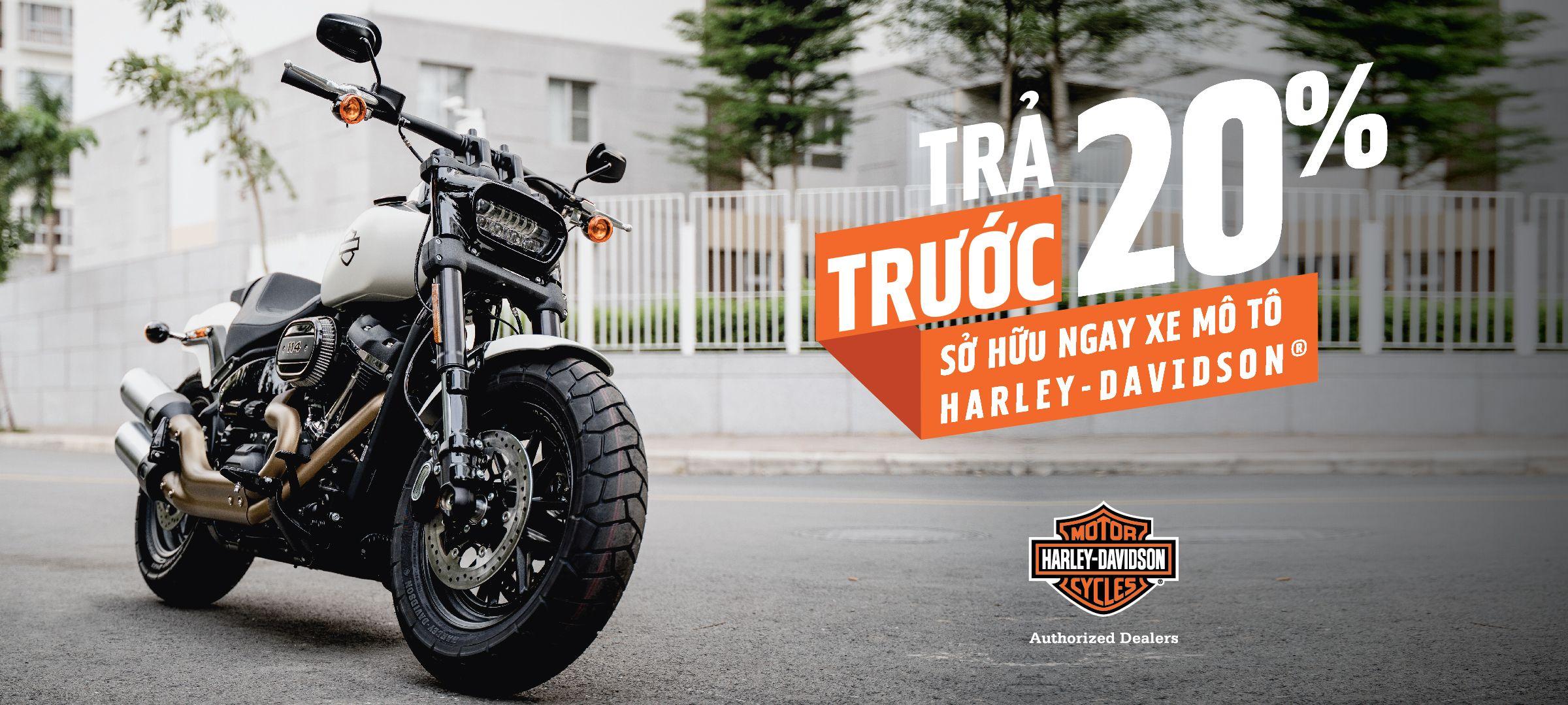 Harley-Davidson® of Saigon, Hanoi, Danang