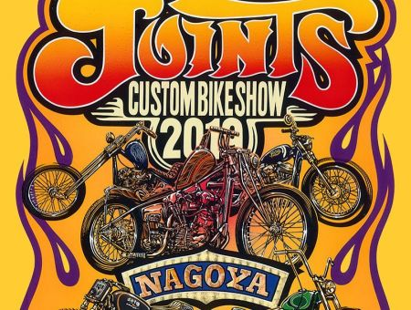 JOINTS CUSTO MBIKE SHOW 2019に出展!!
