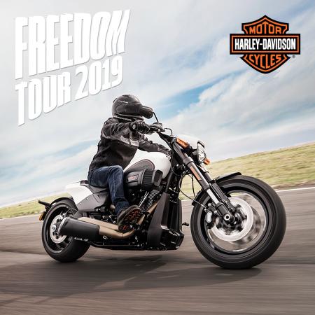 Freedom on Tour 2019