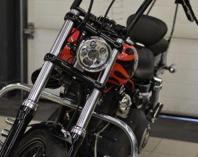 Dyna Wide Glide Harley-Davidson  (FXDWG) 2014