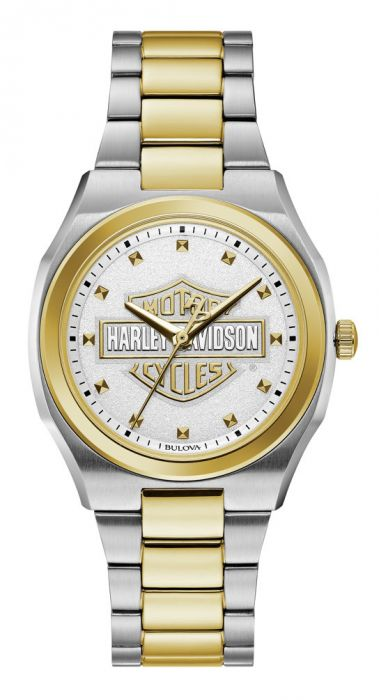WATCH LADIES B&S SILVER & GOLD STAINLESS