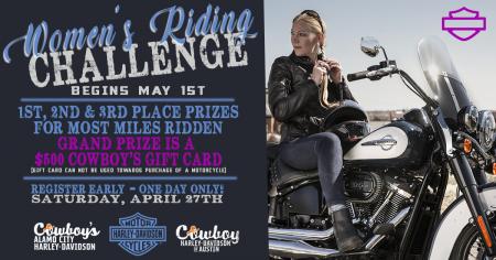 Women's Riding Challenge