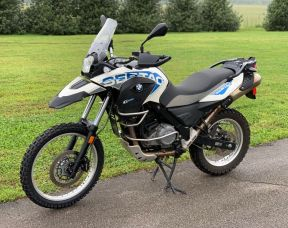 2009 BMW G650 GS - FINANCING AVAILABLE