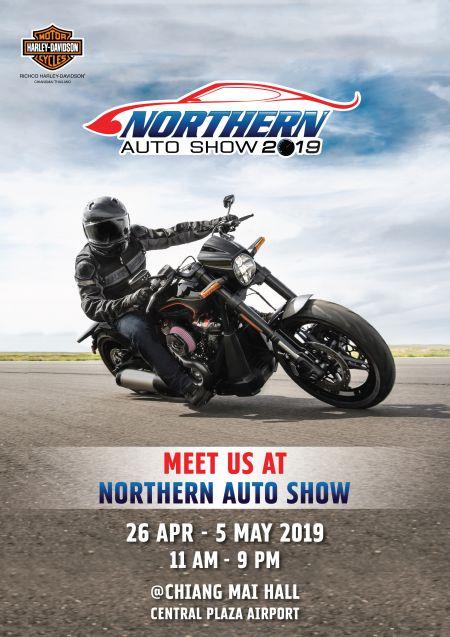 Richco Harley-Davidson in Northern Auto Show