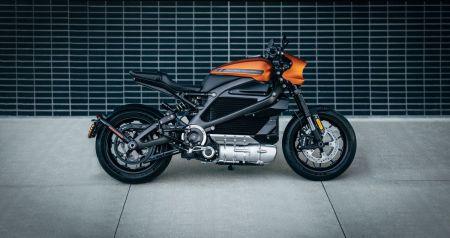 Előrendelhető az elektromos Harley!