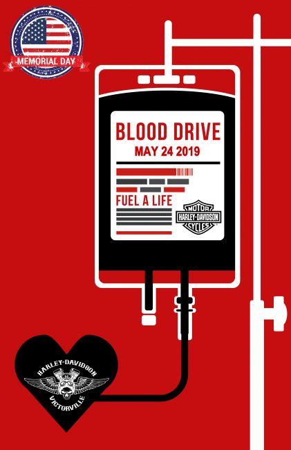 Blood Drive: Fuel A Life!
