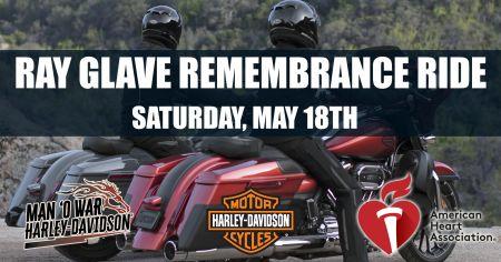 Ray Glave Remembrance Ride