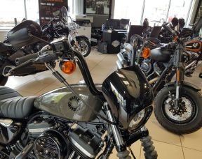 2019 Harley Davidson Sportster Iron 883