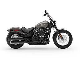 Motorka Harley-Davidson Street Bob