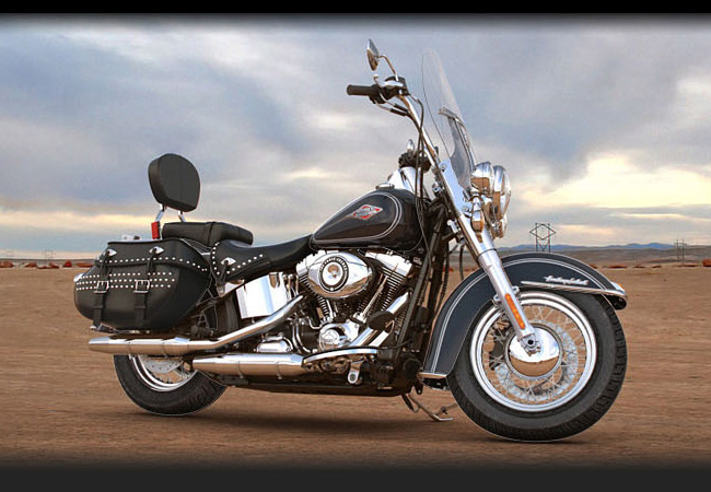 2015 HARLEY FLSTC  - Softail Heritage Softail<sup>®</sup> Classic