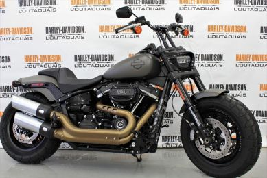 2018 Softail® Fat Bob® 114