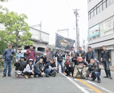 東大阪市民ふれあい祭りパレード開催