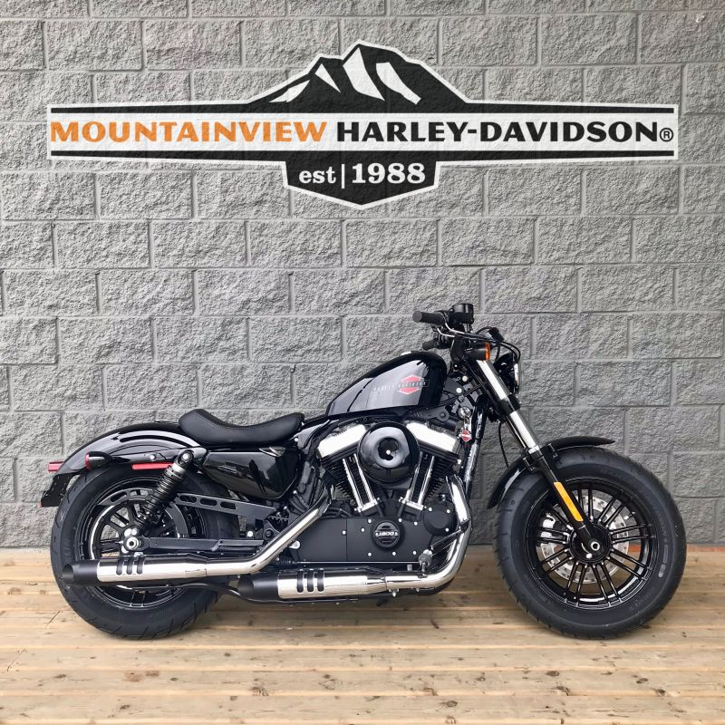 2019 Harley-Davidson XL1200X - Forty-Eight