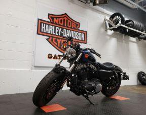 2018 HARLEY-DAVIDSON SPORTSTER 48 XL1200X ANNIVERSARY