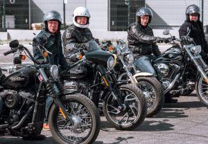 Harley-Davidson Driving Lessons