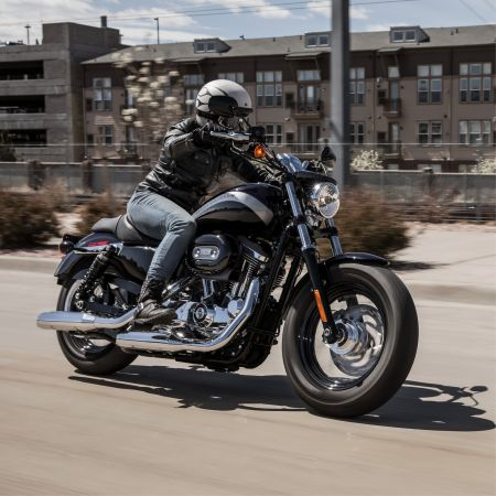 Payments As Low As $124/Month On New Sportster® Motorcycles