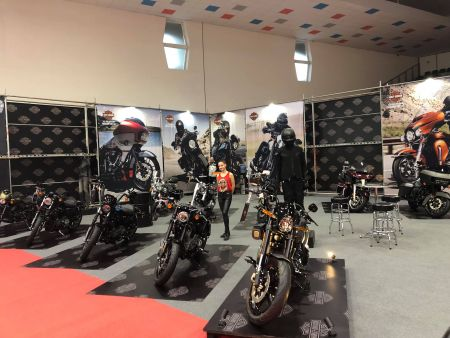 Harley-Davidson Sofia на Moto Expo 2019