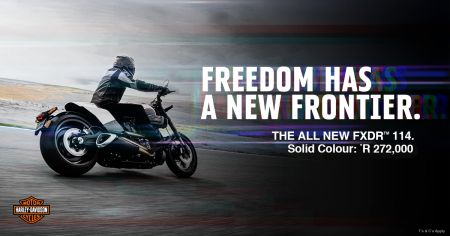 FXDR Promotion - FREEDOM HAS A NEW FRONTIER