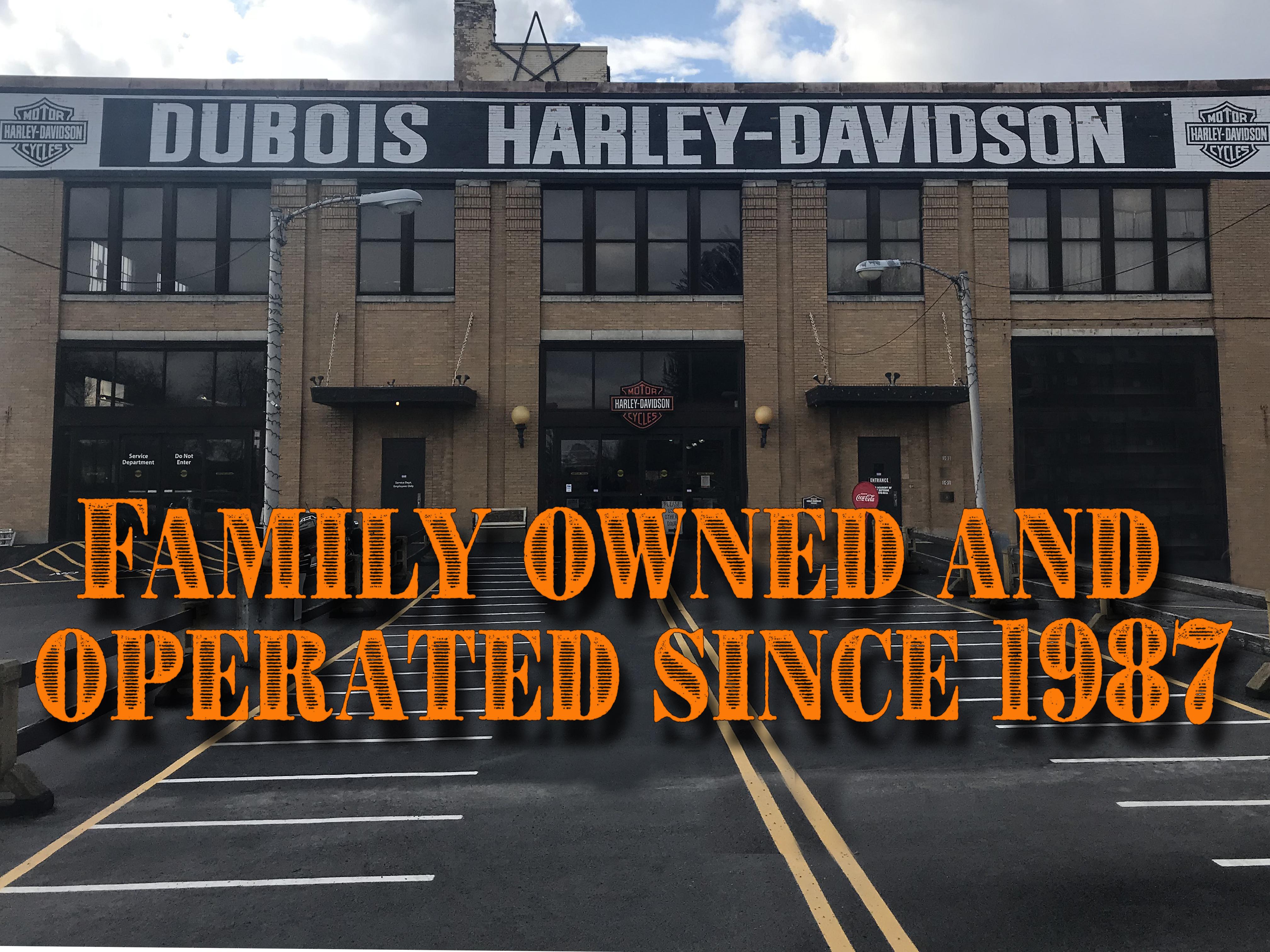 Dubois Harley-Davidson<sup>®</sup>