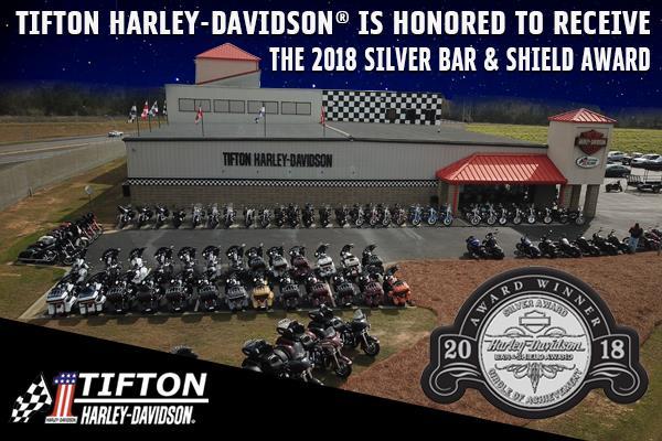 WELCOME TO TIFTON HARLEY-DAVIDSON®TIFTON, GEORGIA