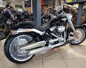 2019 Harley Davidson FLFBS Fat Boy 114 1868cc