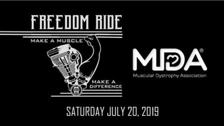 34th Annual Freedom Ride to Benefit MDA