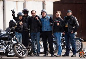 Мотоинструктаж с Иваном Панфиловым (Мотошкола №1 СПб) 28.04.19